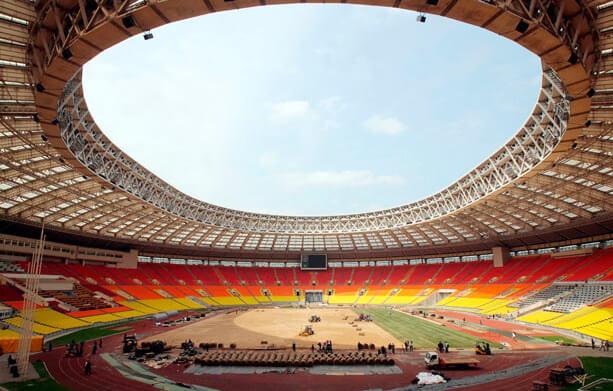 Luzhniki Stadion wk 2018