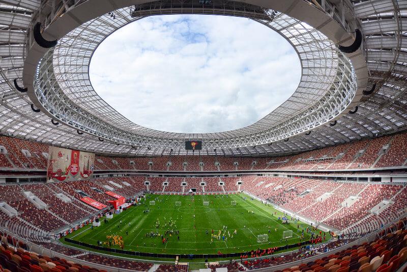 WK 2018 stadion Luzhniki Stadion