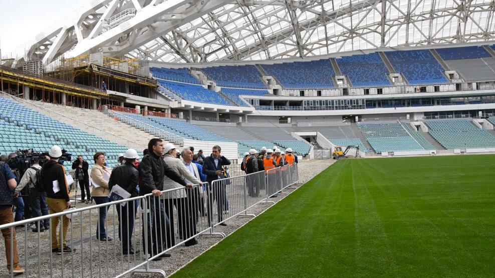 Baltika Arena Kaliningrad wk 2018