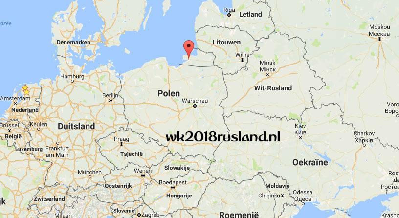 Kaliningrad-speelstad-wk-2018-in-rusland-kaart