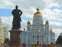 saransk WK 2018 rusland
