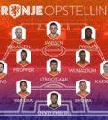 opstelling nederlands elftal tegen frankijk