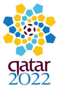 wk 2022 qatar logo