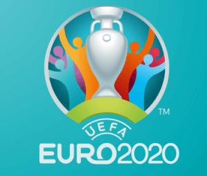 logo EK 2020 in Europa