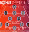 opstelling nederlands elftal tegen frankrijk