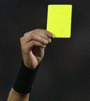 gele kaart wk voetbal 2018