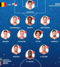 tussenstand belgie-panama WK 2018